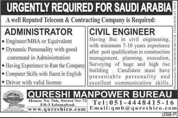 Civil Engineering Jobs in Pakistan 2014 Civil Engineering Jobs in