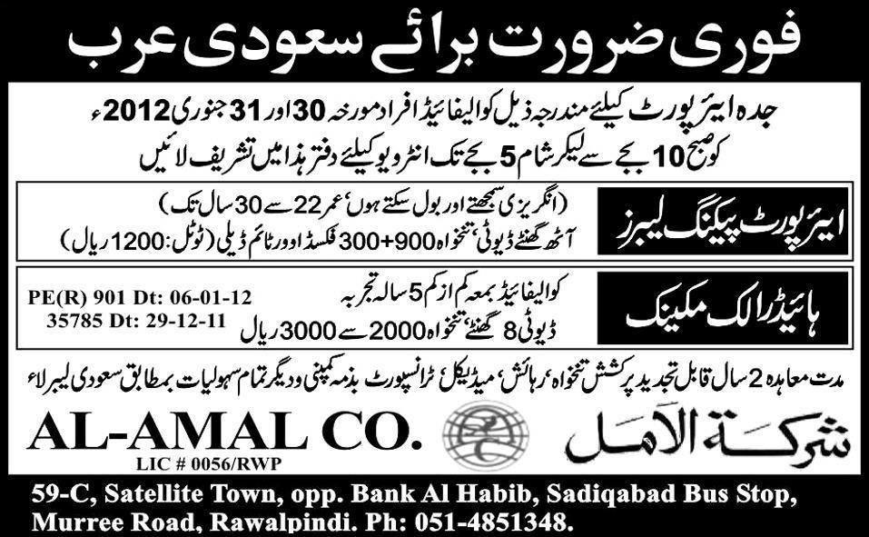 Pakistan Jobs Bank
