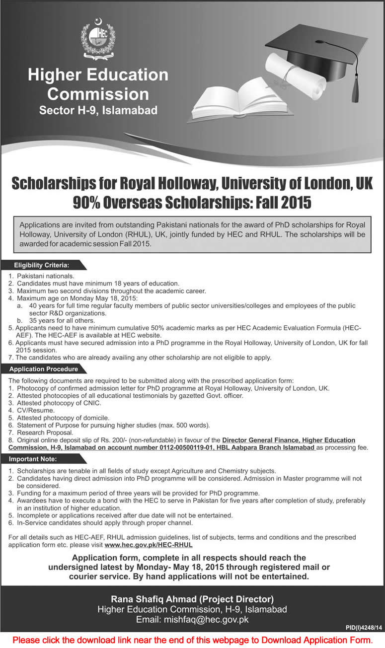 Hec overseas scholarships 2015 royal holloway university of london hec overseas scholarships 2015 royal holloway university of london phd in uk falaconquin